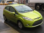 Preview: 2011 Ford Fiesta