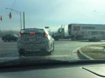 Euro-spec 2015 Honda Civic Type R prototype spotted in Ohio - Image via Generation X Civic Forum