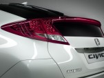 European-spec Honda Civic teaser