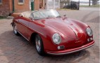 VIDEO: Electric 1957 Porsche 356 Speedster Replica