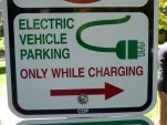 Park A Regular Car In Electric-Car Space? In WA, It'll Cost Ya: $124