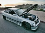 EV West's electric BMW M3