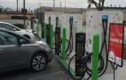 Largest (Non-Tesla) Fast-Charging Site In U.S. At CA Supermarket