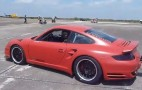 234.6 MPH In The 1500-HP EVOMS Porsche 911 Twin Turbo: Video