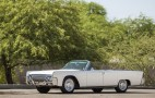 Mecum to auction '61 Lincoln Continental loaned to Jackie Kennedy by Ford