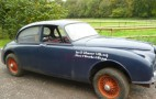 Pink Floyd Jaguar Mk 2 Built For La Carrera Panamericana On eBay