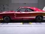 Examining the aerodynamics of the 1969 Dodge Charger Daytona