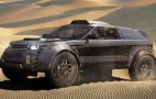Range Rover Evoque To Tackle Dakar Rally In 2013