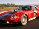 Exotic Auto Restoration Shelby Daytona Coupe Le Mans Edition