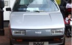 eBay Find: 1982 Lucas-Reliant Hybrid British Concept Car