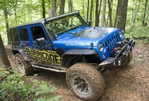 Extreme Terrain's Supercharged 2015 Jeep Wrangler