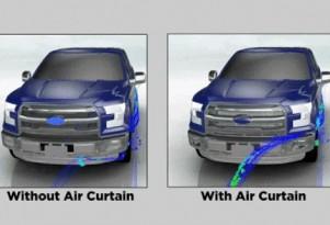 F-150 Air Curtains