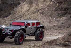 Fab Fours Legend Jeep Jay Leno