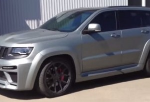 Fake Grand Cherokee Trackhawk