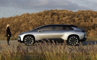Another day, another lawsuit for Faraday Future
