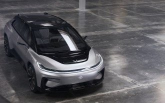 Faraday Future hits the brakes, scales back plans, shifts production to China