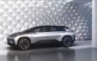 Faraday Future reveals 1,050-horsepower FF 91 electric crossover due in 2018