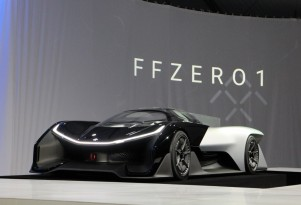 Faraday Future Shows FFZero1 Concept, But What Did We Learn?