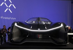 Faraday Future gets green light to test autonomous cars in California