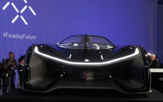 Faraday Future gets green light to test autonomous cars in California