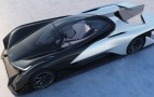 Faraday Future's 1000-HP Electric Car: Should Tesla Be Worried?