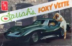 Farrah Fawcett Gone, But Foxy Vette Lives On--Where?