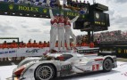 Audi e-tron quattro Goes 1-2 At Le Mans 24 Hour