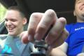 Father lets his blind autistic son shift gears in his Subaru WRX STI
