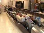 FCA engineer Ken Hardman's Bonneville streamliner