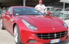 Fernando Alonso Awarded A Ferrari FF For Wining Malaysian GP