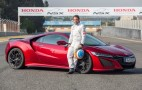 Fernando Alonso: 2017 Acura NSX braking feel similar to F1