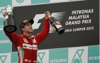 Alonso Wins For Ferrari At Formula 1 Malaysian Grand Prix