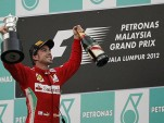 Fernando Alonso Takes Top Podium Spot