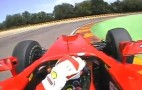 Video: On Board With Alonso In The Ferrari F10 At Fiorano