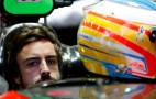 Alonso Contradicts McLaren's Wind Theory By Blaming Crash On Steering Problem