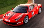 Ferrari Unveils Italia 458 Challenge Race Car