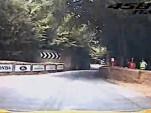 Ferrari 458 Italia at the Goodwood Festival of Speed, in-car video