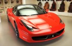 Video: Ferrari Shows Off Personalization Program For 458 Italia