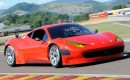 Ferrari 458 Italia Grand Am race car