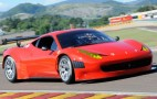 Ferrari 458 Italia Grand Am Race Car Makes Debut