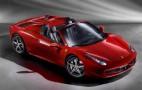 Ferrari 458 Spider: 2011 Frankfurt Auto Show