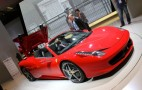 Ferrari 458 Spider Live Photos: 2011 Frankfurt Auto Show