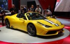 Ferrari 458 Speciale A: Full Details, Live Photos And Video