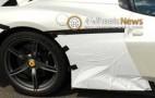 Ferrari 458 Speciale Spider Spy Shots