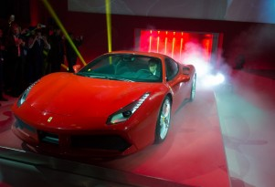Ferrari 488 GTB launch in Maranello, Italy