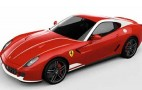 Ferrari Announces Limited Edition 599 GTB '60F1'