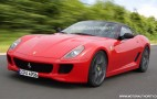 Rendered: Ferrari 599 GTO
