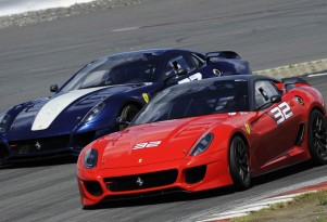 Ferrari 599XX and FXX Corse Clienti program