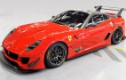 Ferrari Reveals 599XX Evo And Other Items Being Auctioned For Earthquake Victims