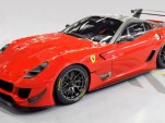 Ferrari 599XX Evo to be auctioned off for Italy's earthquake victims of 2012